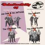 "7"" EP - Various Artists SCHNITZELBILLY VOL. 5 ""Rockabilly Made in Austria"""