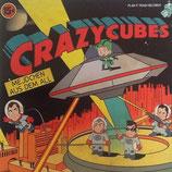 """CD - CRAZY CUBES """"Mejdchen aus dem All"""""""
