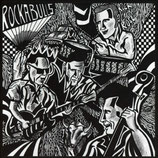 "CD - THE ROCKABULLS ""Once at the Barber"""