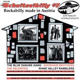 "7"" EP - Various Artists SCHNITZELBILLY VOL. 7 ""Rockabilly Made in Austria"""