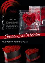 FlowerCube Edizione speciale Cuore 8x8