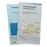 Paket Luftfahrtkarte ICAO + Area Chart ICAO