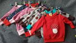 tolle warme Pullover für den Herbst & Winter Gr. 68 bis 80