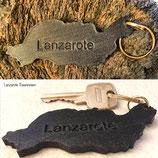 Schlüsselanhänger Lanzarote