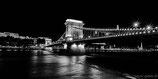 Le pont des chaines de nuit - Budapest