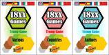 18xx Trump Game Triple Pack