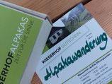 Gutschein für Alpakawanderung (downloaden)