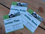 Gutschein für unsere Workshops (downloaden)
