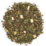 Pink Harmony - weißer Tee mit Rhabarber-Himbeer