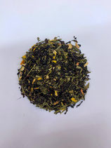 Hausmischung - Schwarz-Grüner Tee