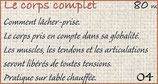 """04 """"A Fleurs de Peau"""" Le Corps Complet"""