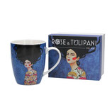 Rose & Tulipani Tazza Frida 4