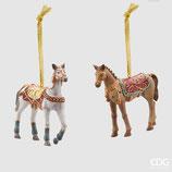 EDG Decorazione Cavallo