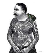Vanilla Fly Cornice Tattoo Toad