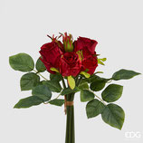 EDG Mazzo 9 Rose Rosse