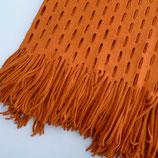 Flou Plaid Siviglia Arancione