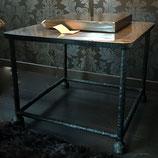 Tavolino Mumbai Baxter 50x50 H40 | Sconto 30%