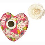 Baci Milano Cuore Giardino In Rosa 170 ml | sconto 10%