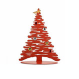 Alessi Decorazione Bark For Christmas Rosso