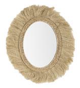 Specchio Con Piume 55X65