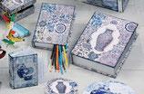 Libro China Blu