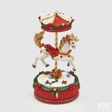 EDG Giostra Carosello Carillon Cavallo