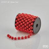 EDG Addobbi Natalizi Perle Lisce Rosso | sconto 30%