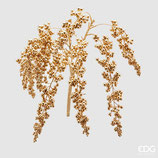 EDG Ramo Bacche Cadenti Oro | SCONTO 30%