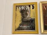 Quadro Vogue Musique Riccardo Raul Papavero