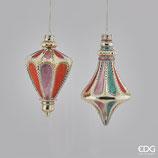 EDG Decorazione Trottola Multicolor
