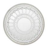 Arti&Mestieri Specchio Rosone Avorio/Bianco | sconto 10%