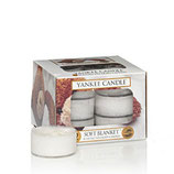 Yankee Candle Soft Blanket | Tea Light