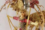 Goodwill Decorazione signora magica con cerchio