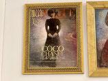Quadro Coco Chanel Riccardo Raul Papavero
