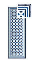 Deco & Carpet Tappeto Cementine Blu | sconto 10%