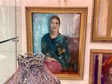 Quadro Frida Colors Riccardo Raul Papavero