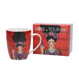 Rose & Tulipani Tazza Frida 10