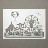 Arti&Mestieri Pannello Luna Park