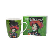 Rose & Tulipani Tazza Frida 1