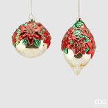 EDG Palla/Fuso Stella di Natale | SCONTO 30%