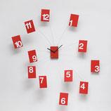 Progetti Orologio IlTempoVola | Rosso