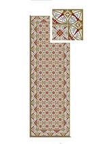 Deco & Carpet Tappeto Antique Colors Rosso | sconto 10%
