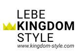 10 Aufkleber Lebe Kingdom-Style