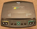 Precor Treadmill 9.33 sn 00Q3 Display console assy - pcb & overlay included