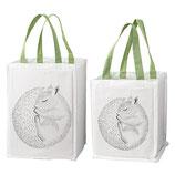 Aufbewahrungs-taschen aus Bio Cotton
