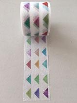 Klebi Dreieck farbig