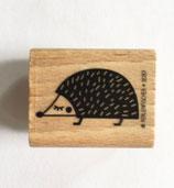 Holzstempel Igel
