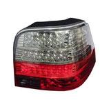 VW ゴルフ4 LEDスモークレッドテール ウインカーもLED 109