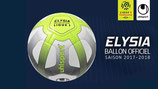 ELYSIA LIGUE 1 Ballon Officiel (Taille5)