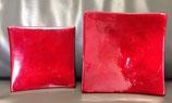 Unterteller rot quadratisch